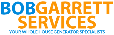 Bob Garret Services, whole home generators and contractors Logo
