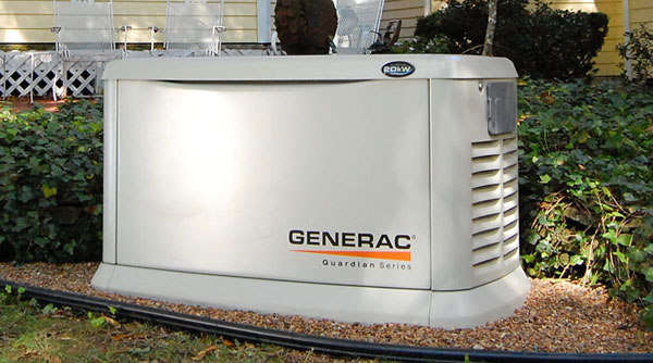residential generator installation in roanoke virginia